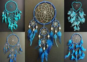 BLUE DREAM CATCHER BOYS GIRLS NEW GIFT UK DREAMCATCHER