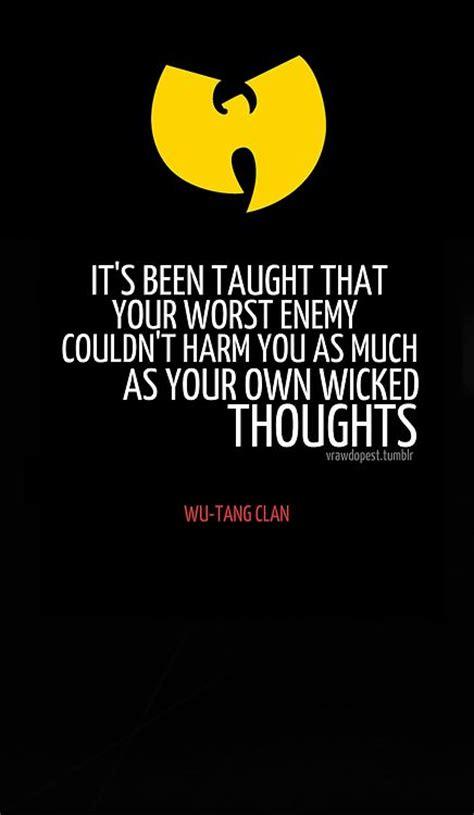 Tao Of Wu Tang Quotes