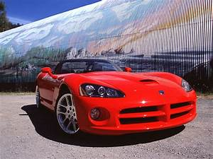 Chrysler And Dodge  Dodge Viper Srt10 Convertible