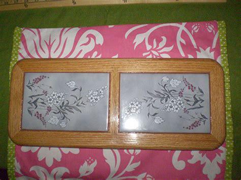 double kitchen trivet woodworking blog