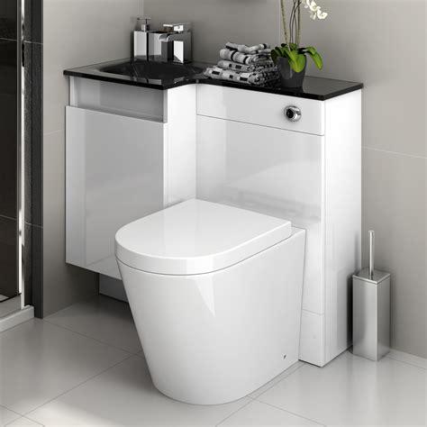 Modern Bathroom Sink Furniture by Modern Bathroom Furniture Set Glass Vanity Unit Basin Sink