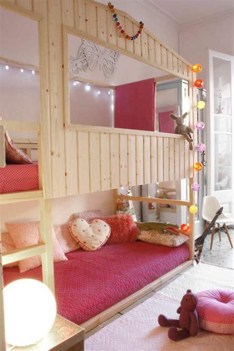 chambre bebe ikea le lit mezzanine ou le lit supersposé quelle variante
