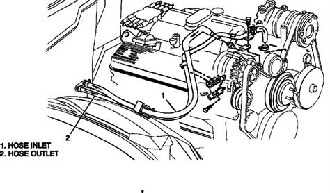 99 Suburban Vacuum Hose Diagram by I A Heater Problem With A 96 Tahoe Replaced Heater