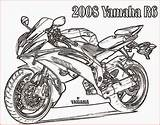 Coloring Motorcycle Pages Printable Filminspector sketch template