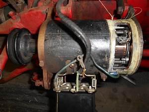 Farmall  U0026quot A U0026quot  6 Volt Generator - General Ih