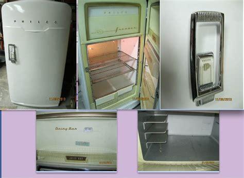 antique philco refrigerator condition 125 omro