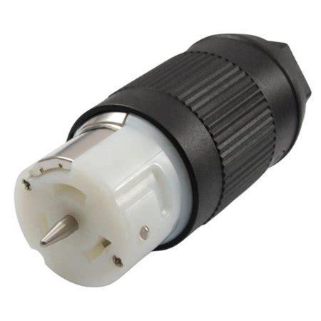 conntek cs  amp  volt generator power cord