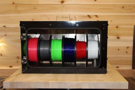 odin manufacturing launches  printer filament storage
