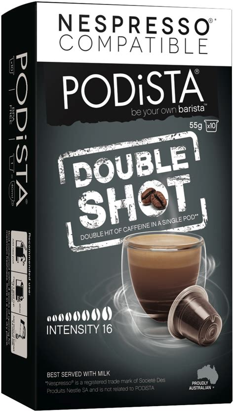See restaurant menus, reviews, hours, photos, maps and directions. PODiSTA 200028 Double Shot Coffee Pod at The Good Guys