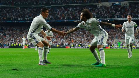 marcelo  real madrid teammates stand  cristiano