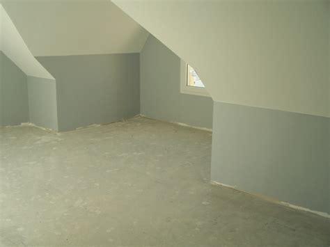 peinture chambre sous pente chambre sous pente