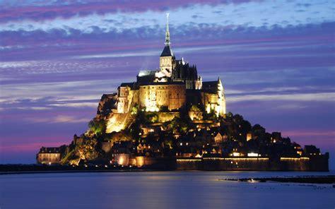 mont michel castle world travel destinations