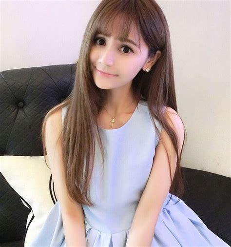 stylish korean bangs hairstyles  girls hairstyles