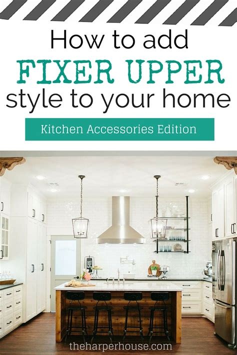 how to add quot fixer quot style to your home kitchens part 1 the house