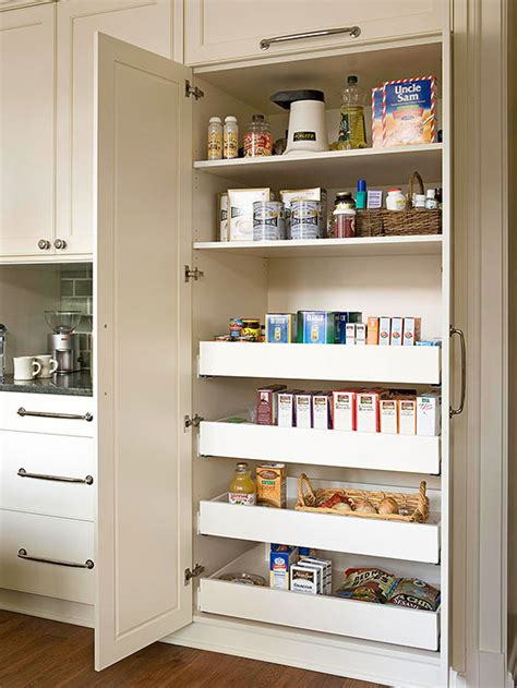 Pantry Storage Ideas by Kitchen Pantry Design Ideas Better Homes Gardens