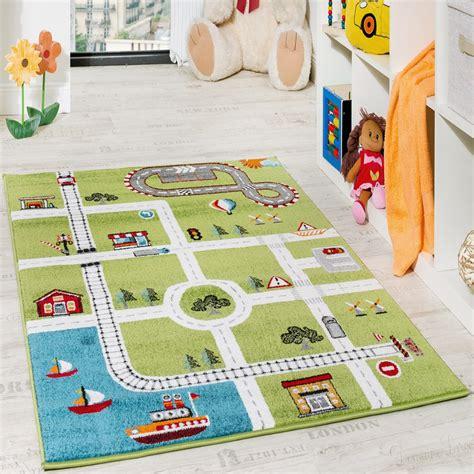 tapis de jeu route tapis pour enfants tapis de jeu ville port tapis route ville route gris vert tous les produits
