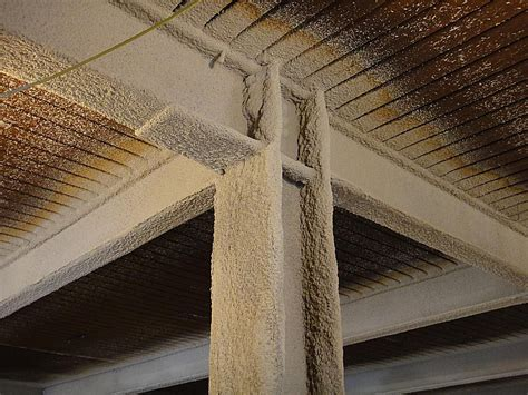 fireproofing methods  structural steel
