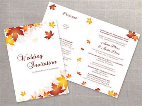 How Blank Wedding Invitation Card Template Can Increase