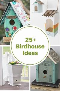 DIY Birdhouse Ideas - The Idea Room