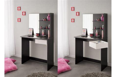 coiffeuse moderne pour chambre charmant coiffeuse moderne pour chambre 3 indogate