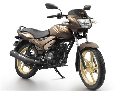 Tvs Max 125 Backgrounds tvs city plus chocolate gold edition launched at inr