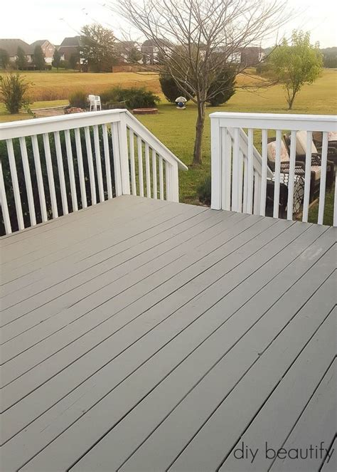 how to update a deck with paint landscaping pool ideas