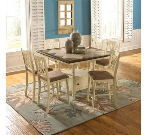 Badcock Dining Room Tables by Ashleigh 5pc Dining Set Badcock More The Kitchen