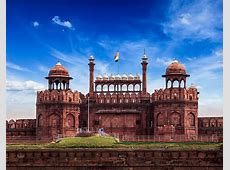 Visit the Stunning Red Fort in Delhi