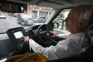 London's iconic black cabs go electric - Science & Tech ...