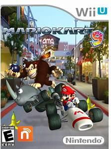 Mario Kart Wii U : mario kart 9 wii u boxart homemade by trainguy64 on deviantart ~ Maxctalentgroup.com Avis de Voitures