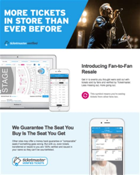 ticketmaster verified fan code a journal of musical things quot verified quot fans help