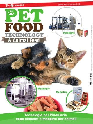 pet food technology animal feed ottobreoctober