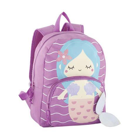 mermaid backpack kmart