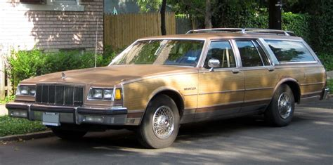 Buick Estate 1990 buick estate wagon information and photos zomb drive