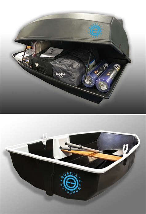Row Boat Roof Rack by Convertible Car Roof Boats Mobile Boat