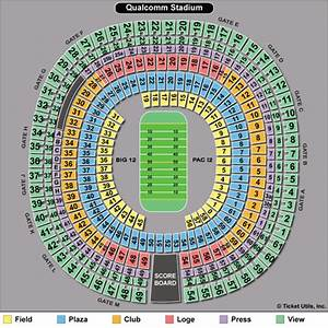 Outback Bowl Stadium Seating Chart Holiday Bowl Tickets Theticketbucket Com