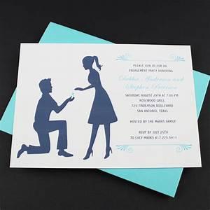 Engagement Free Invitation
