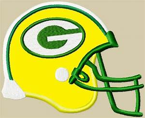 Items similar to Greenbay packers Helmet logo Applique ...