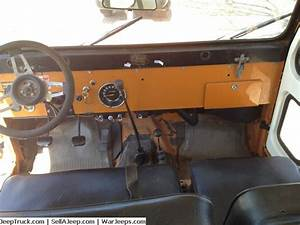 1972 Cj5 Dash 1oq1g2