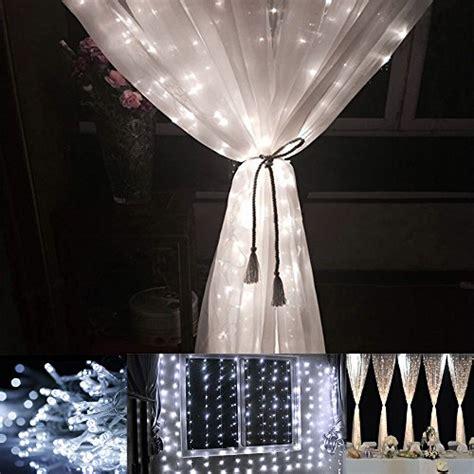 fairy string light curtain led fairy string lights