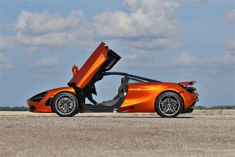 orange mclaren 720s my 720s is here mclaren life