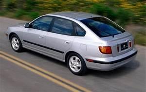 2003 Hyundai Elantra - Information And Photos