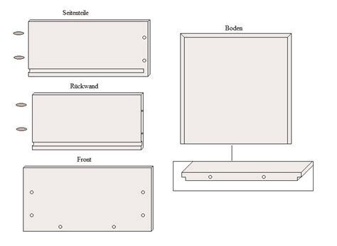 Schubladen Selber Bauen by Schublade Mit Auszug Selber Bauen Interesting Der