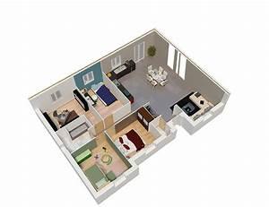 Plan Interieur Maison : plan maison bois mod le natibao ardoise natilia ~ Melissatoandfro.com Idées de Décoration