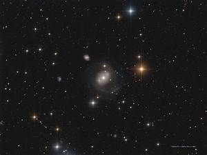 Sauron's Eye (NGC 4151) - Astronomy Magazine - Interactive ...
