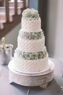 wedding cake pictures 40 lace wedding cake ideas weddingomania