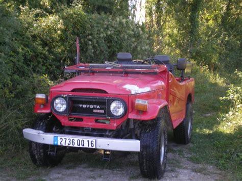 bureau de change 19 troc echange toyota bj40 4x4 diesel cabriolet sur