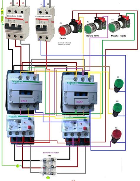 Motor Winding Connection Electrical Engineering World