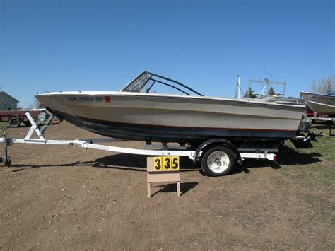 Regal Boats Invoice Price by 1983 Galaxy 18 Ft Boat 120ho Mercruser W 1990 Karavan