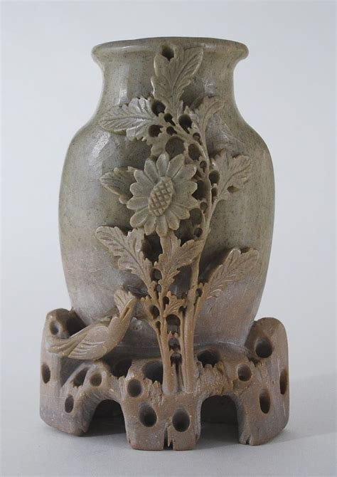 18 Best Images About Soapstone Carvings On Pinterest